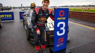 Milestone man Reynolds' motivation behind podium