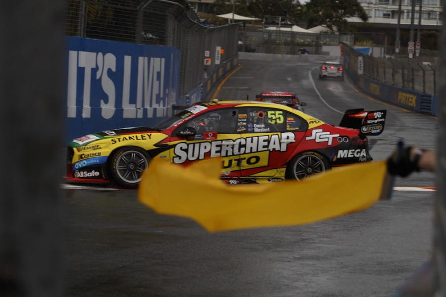 Chaz Mostert of Supercheap Auto Racing during the ,  at the , , , October 21, 2017.