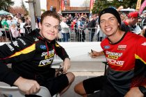 Mostert credits Moffat for run to fourth