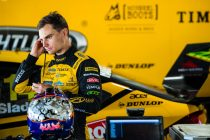Slade to race father's Hyundai Excel