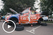 Team Triton dissects Townsville SuperUtes