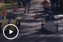 Whincup mentors Komatsu Apprentice Kart Challenge