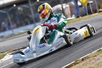 McLaughlin impresses in karting cameo