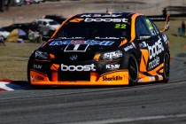 Mobil 1 HSV parks 'possessed' chassis