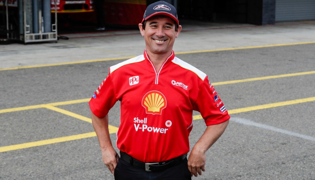 Ludo Lacroix has fitted in quickly at DJR Team Penske