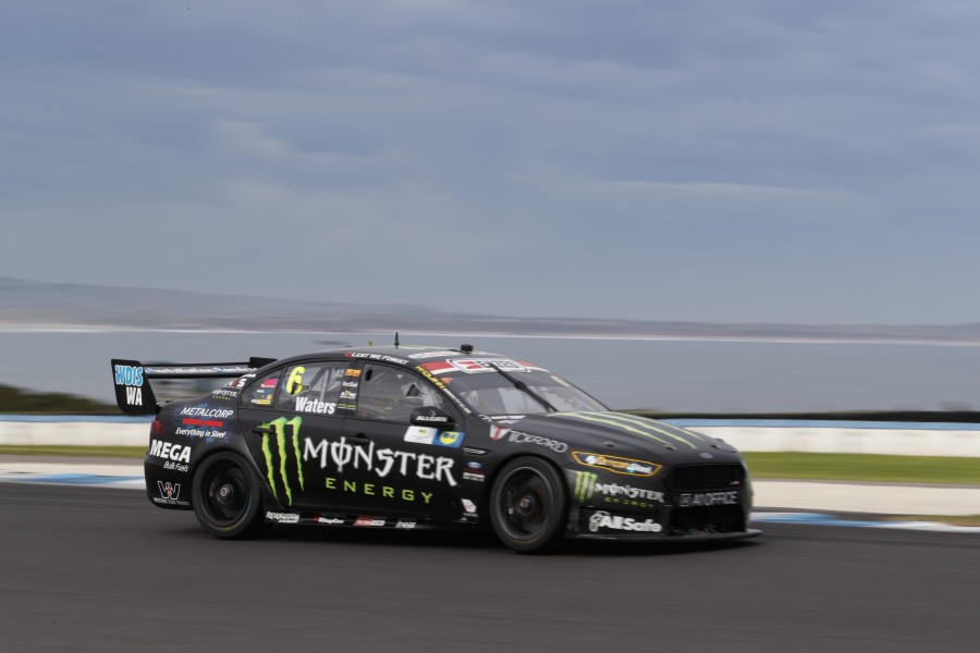 Waters sits seventh in points after Phillip Island