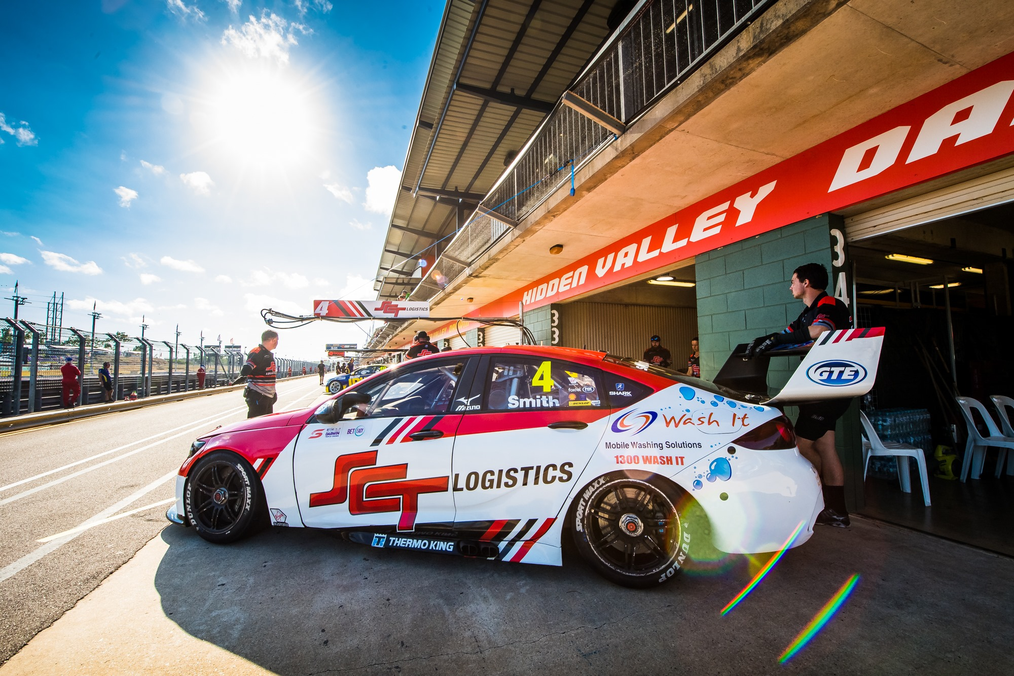 One more wildcard for BJR youngster | Supercars