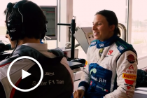 Flashback: De Silvestro reflects on F1 tests