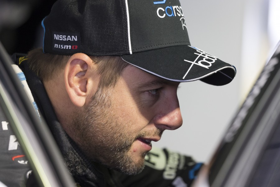 Todd Kelly of Nissan Motorsport during the WD-40 Phillip Island SuperSprint,  at the Phillip Island Grand Prix Circuit, Phillip Island, Victoria, April 16, 2016.