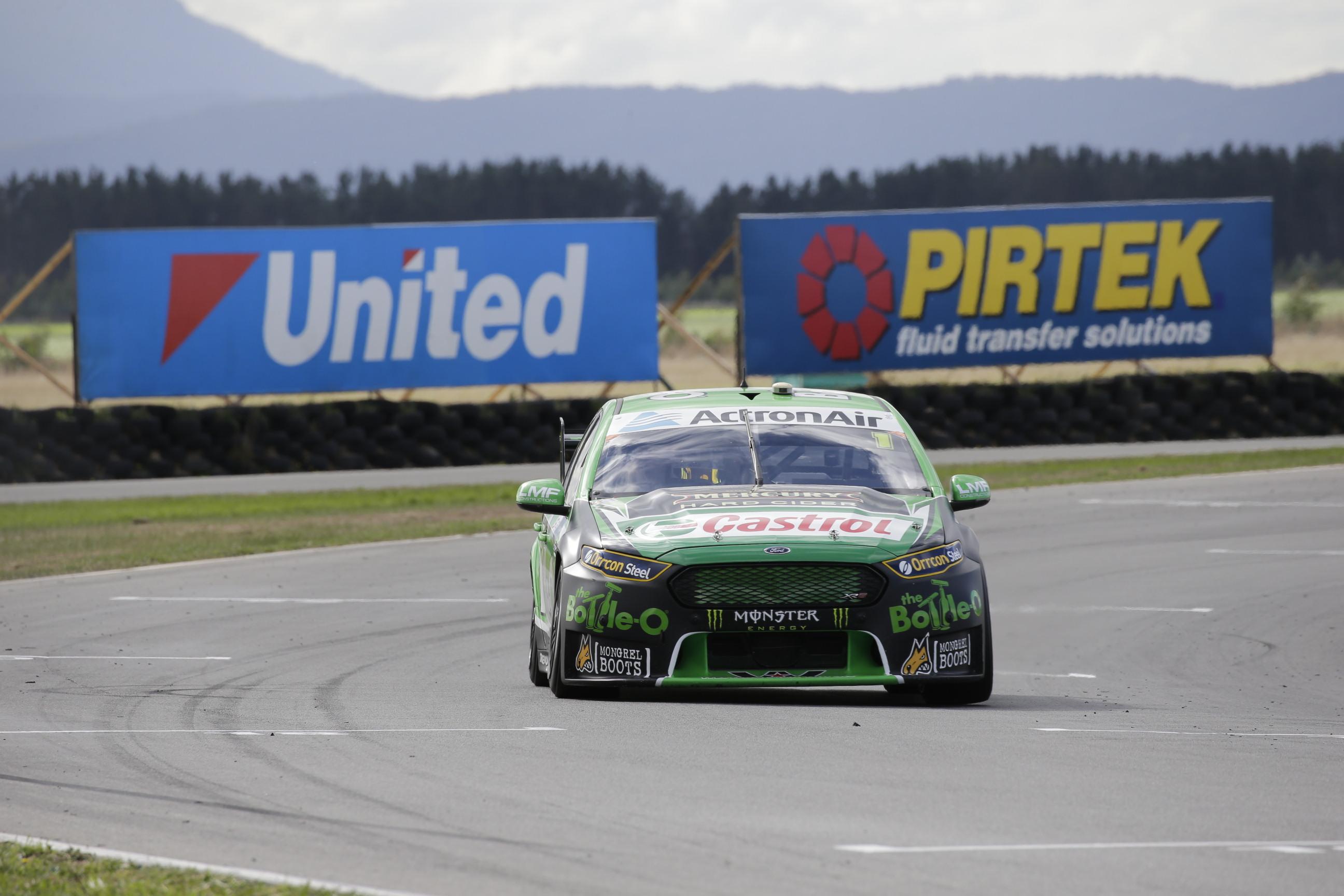 Winterbottom Tasmania Qualifying Race 4
