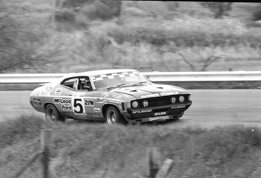 Goss scored a famous Bathurst win in 1974