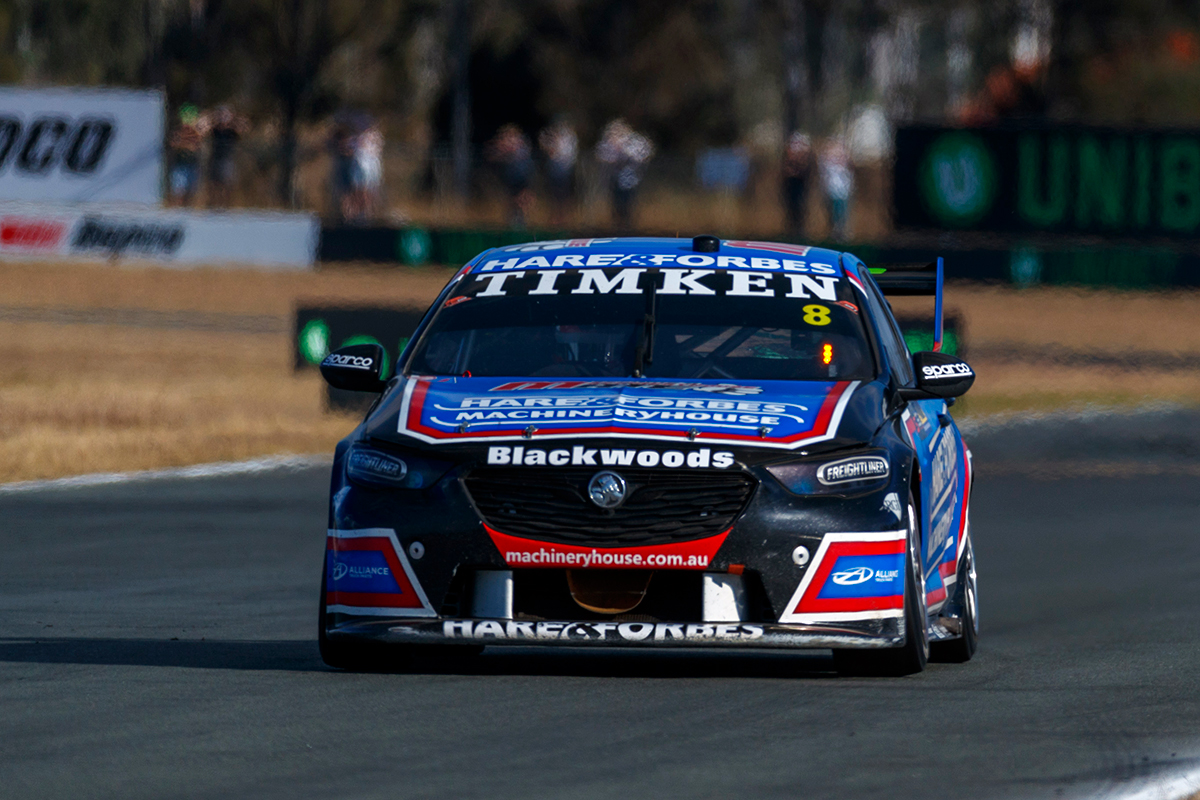 Percat vowed to make up for stall | Supercars