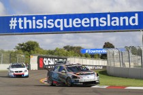 Davies recovers to claim Super2 pole