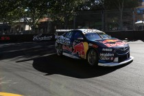 Whincup feared crash issues would cause DNF