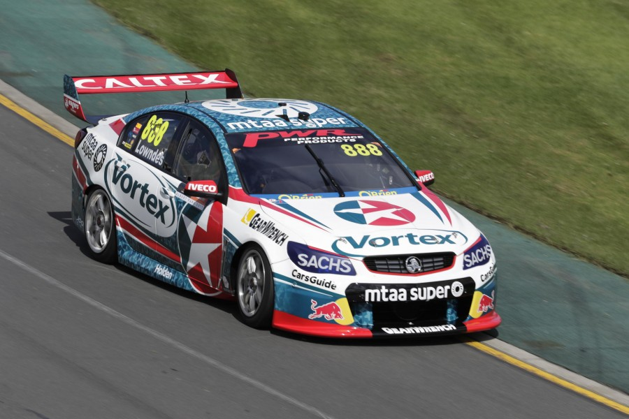 Lowndes wants to bounce back at Albert Park