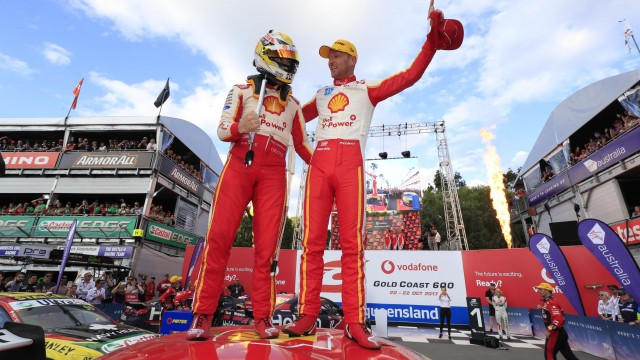 McLaughlin/Premat win Gold Coast finale from 13th