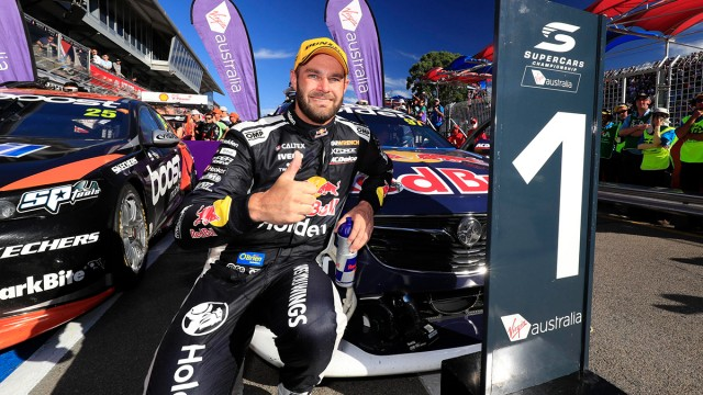 Van Gisbergen wins in one-two for new ZB