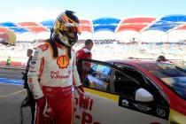 McLaughlin beats Red Bull pair in qualifying