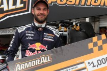 Red Bull Holdens to share Race 2 front row