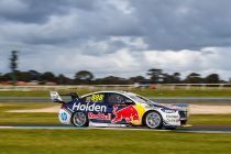 Lowndes beats Brown in chaotic co-driver race