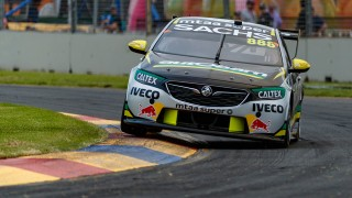 Lowndes finding ZB easy to drive
