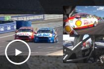 Pye and Coulthard lap it up in Darwin