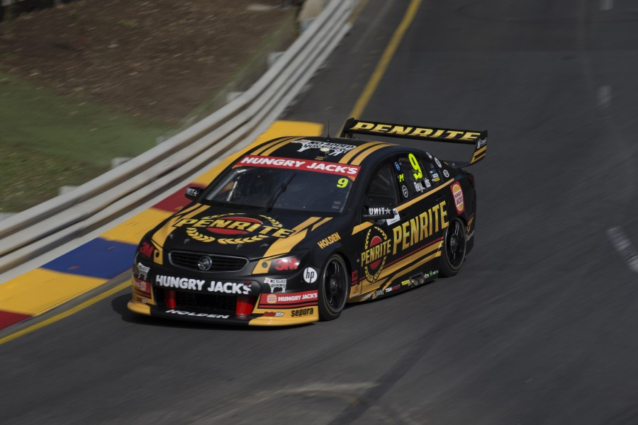 David Reynolds of Erebus Motorsport V8 during the Clipsal 500,  at the Adelaide Street Circuit, Adelaide, South Australia, March 04, 2016.