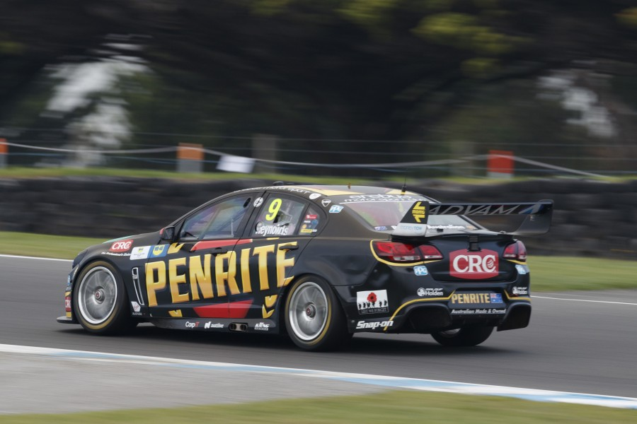 David Reynolds of Erebus Motorsport V8 during the WD-40 Phillip Island 500,  at the Phillip Island Grand Prix Circuit, Phillip Island, Victoria, April 21, 2017.
