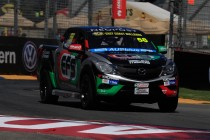 Mazda's Harris takes maiden SuperUtes pole