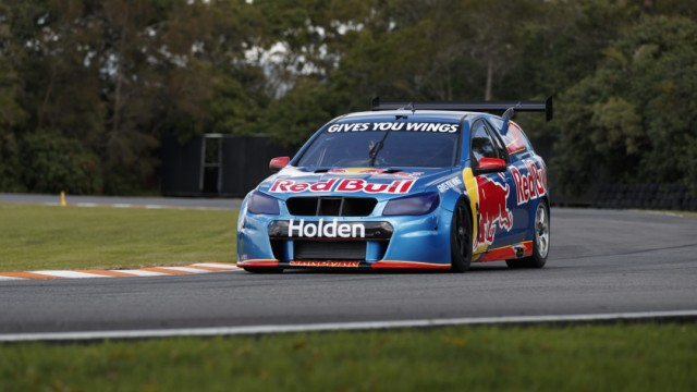First track test for Holden V6 turbo