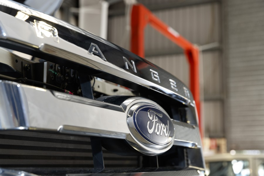 Stone's SuperUtes venture sees a return to Ford