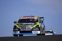 Le Brocq fastest in second Super2 practice