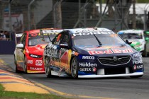 McLaughlin puncture made van Gisbergen 'paranoid'