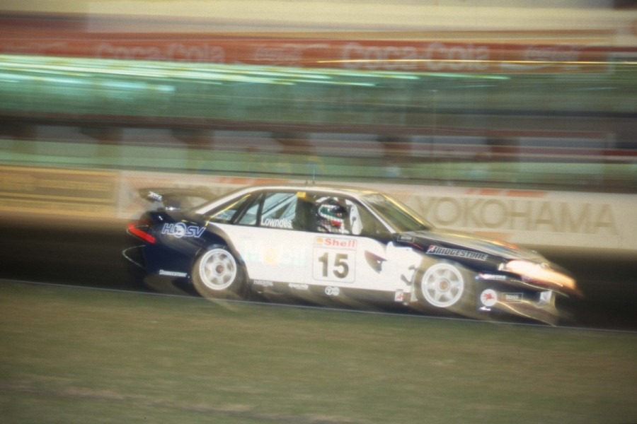 Lowndes took victory in 1996