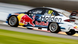SVG takes provisional pole, Whincup crashes