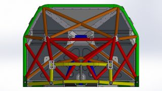 Gallery: Gen3 chassis CAD images