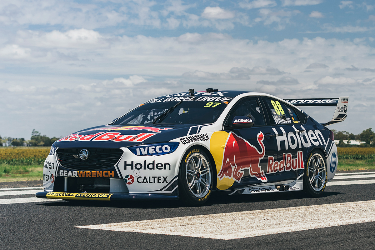 Red Bull Hrt Unveils 2019 Colours Supercars
