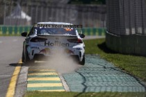 Van Gisbergen salvaged 13th 'from the car park'