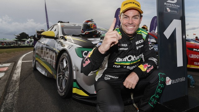 Craig Lowndes to retire at the end of 2018