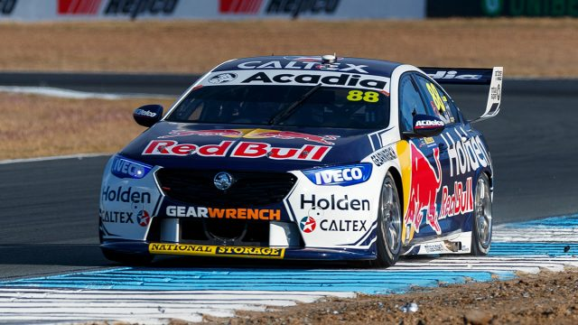 How new rule hid Whincup's speed