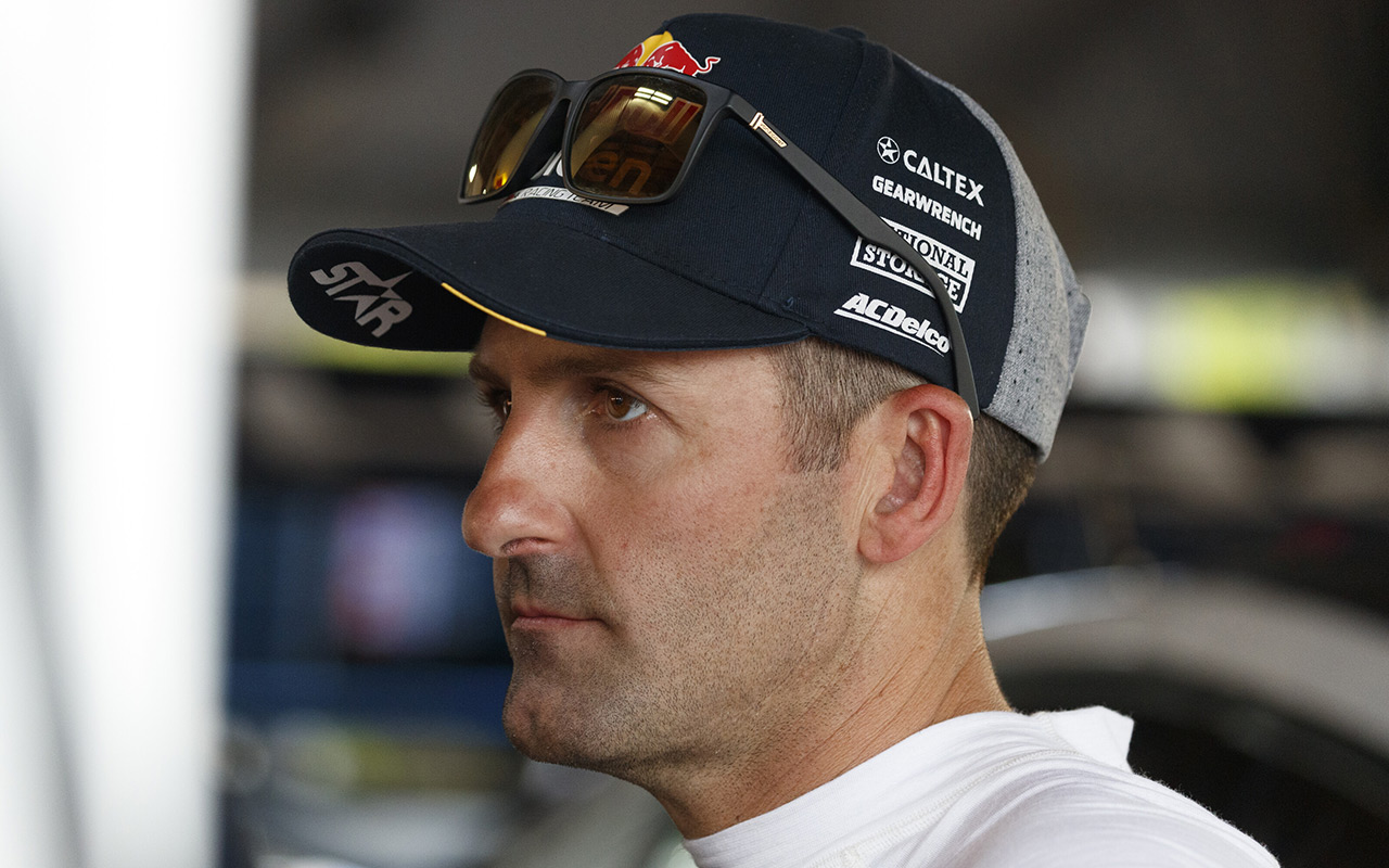 Whincup to extend Supercars career