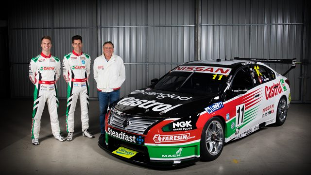 Castrol marks 25th anniversary of Perkins win