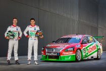 Nissan to run Castrol Perkins livery