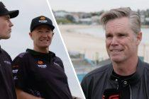 How Adderton convinced Murphy and Stanaway to return