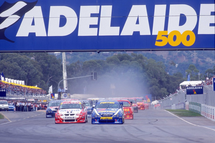 Adelaide 500 Start 1999 AN1 Images