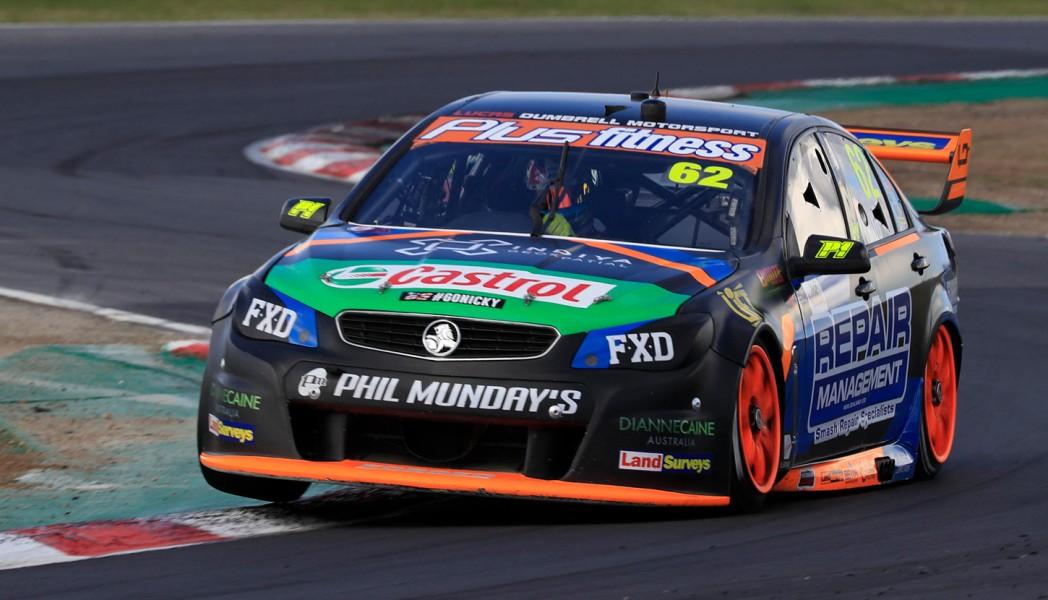 Alex Rullo Race 10 2017 Winton SuperSprint