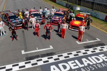 ENTRY LIST: Clipsal 500 grid locked in