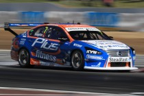 Nissan's Heimgartner fastest in Perth Practice 1