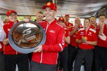 McLaughlin, Penrite Racing win Fan Awards