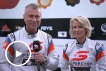 Rusty and Riana wrap Bathurst